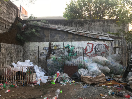 ICC Philippines: On track of following trash not going into the landfills