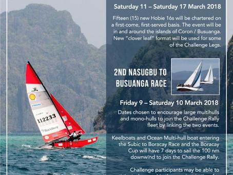 2nd Nasugbu to Busuanga Race