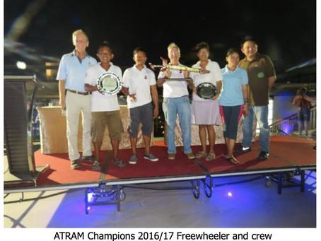 ATRAM Philippine Sailing Championship 2017 / 18