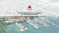 Promote Subic Bay and the Philippines as a top sailing destination in Asia