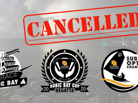 Taal Eruption Causes the Cancellation of Subic Bay International Regatta