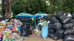 Successful Recycling Collection Event in Subic Bay