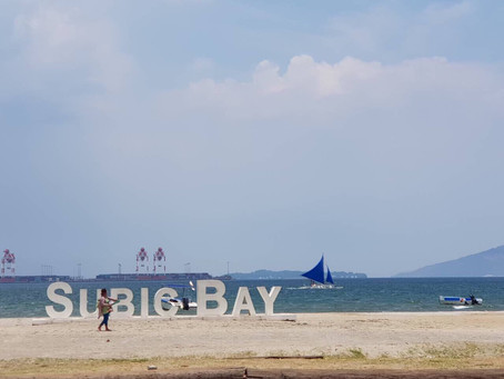 PARAW BOATS WILL NOW SAIL IN SUBIC BAY