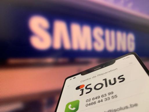 iSolus se lance dans le marché de la réparation Samsung.