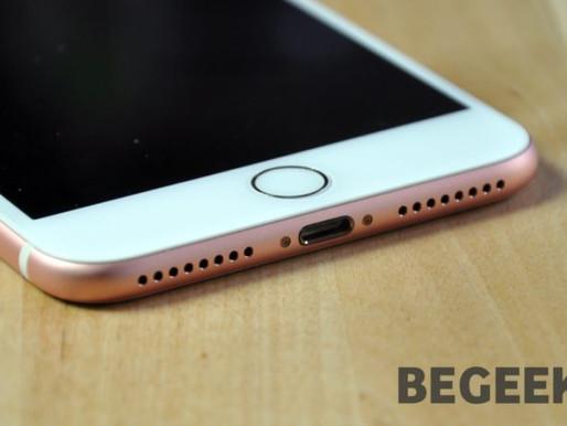 iPhone 7 propose une alternative automatique en cas de panne du bouton Home