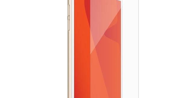 Protection d'écran en verre trempé pour iPhone