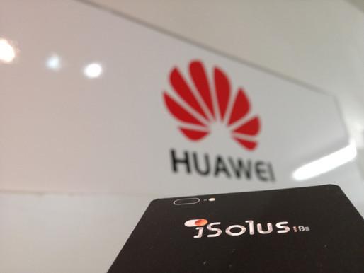 iSolus répare désormais votre smartphone Huawei