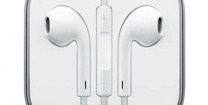 Ecouteurs pour iPhone EarPods avec télécommande.