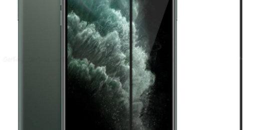 Protection en Verre Trempé pour écran iPhone 11, iPhone Pro, iPhone Pro MAX