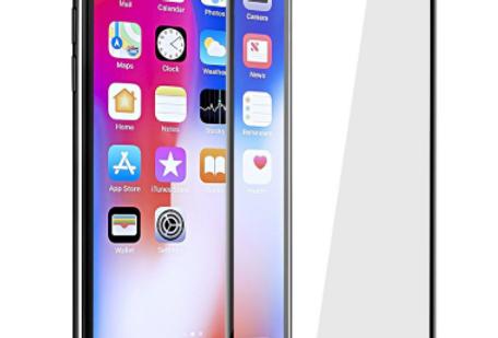verre trempe courbé iPhone X