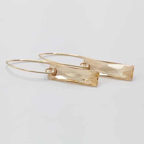 Elyse Earring - Golden