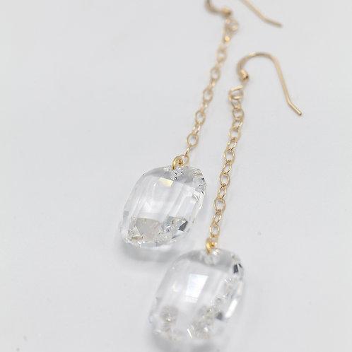 Swarovski Drops - Crystal