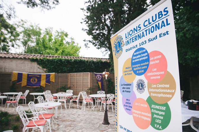 Lions Club Auberge de Cassagne