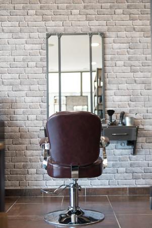 Reportage salon de coiffure - Végétalement Provence