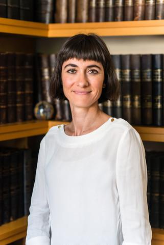 Portrait d'avocat