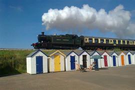 Dartmouth Steam train