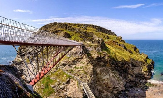 tintagel bridge