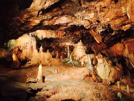 Kents caverns