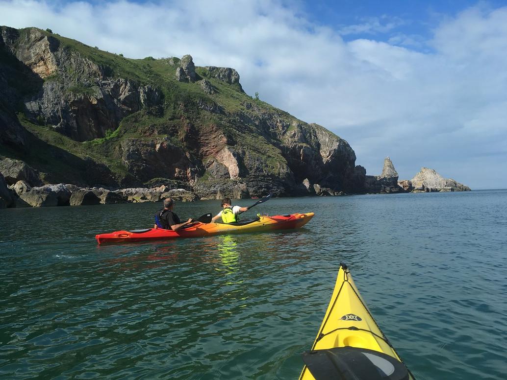 Sea Kayak Torbay
