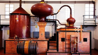 Dartmouth Distillery