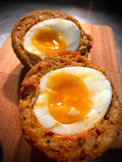Nduja Scotch Egg