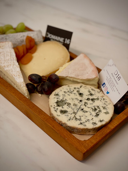 The D16 Perfect Cheeseboard