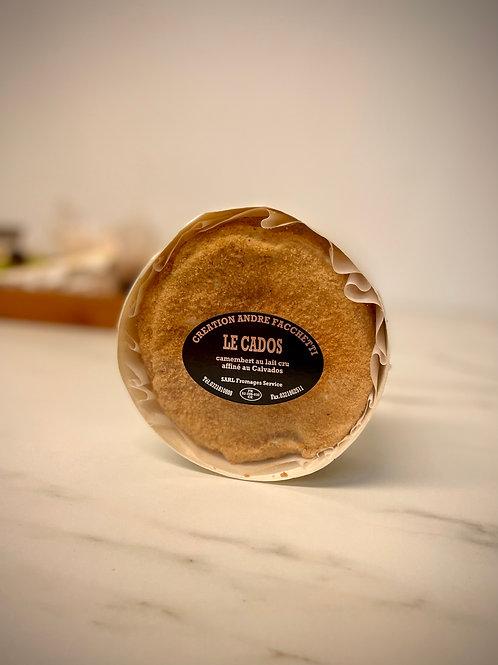 Camembert Soaked In Calvados
