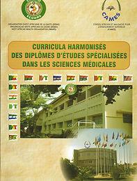 CURRICULA HARMONIES DES D.E.S DANS LES S