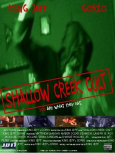 Shallow Creek Cult (DVD)