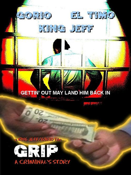 Grip: A Criminal's Story (DVD)
