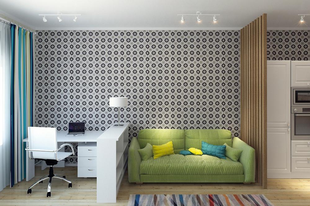 Дизайн интерьера Барнаул-Студия дизайна Елены Родиной
