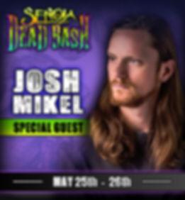 JOSH MIKEL Senoia Dead Bash
