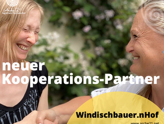 """Neuer Kooperationspartner - """"Windischbauer.nHof"""""""