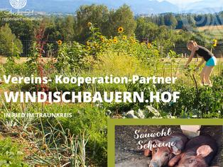 """Gute Lebensmittel für Arche21-Fördermitglieder von unserem Kooperationspart.- """"Windischbauer.nHof"""""""