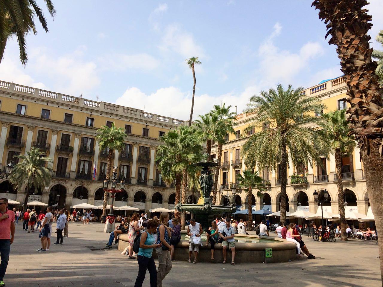 Barcelona als Ausflugsziel