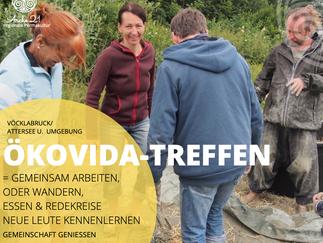 Ökovida-Treffen - die nächsten Termine