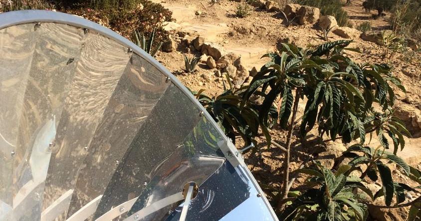 Wir kochen auch mit Solarenergie