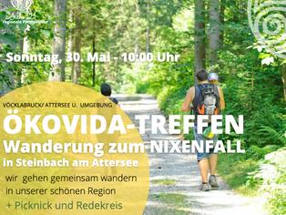 "nächstes Ökovida-Treffen - ""Ausflug zum Nixenfall"""