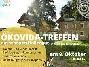 Ökovida-Treffen im Herbst