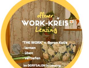 """Offener """"Work-Kreis"""" Lenzing  = Training zur Gedankenüberpfrüfung"""