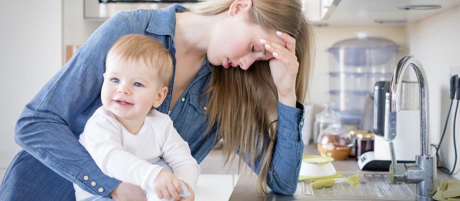 ¡4 Causas por las que mi bebé madruga mucho!