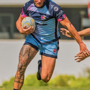 WELSH DUAL CODE FORWARD SIGN WITH THE WEST WALES RAIDERS FOR 2019