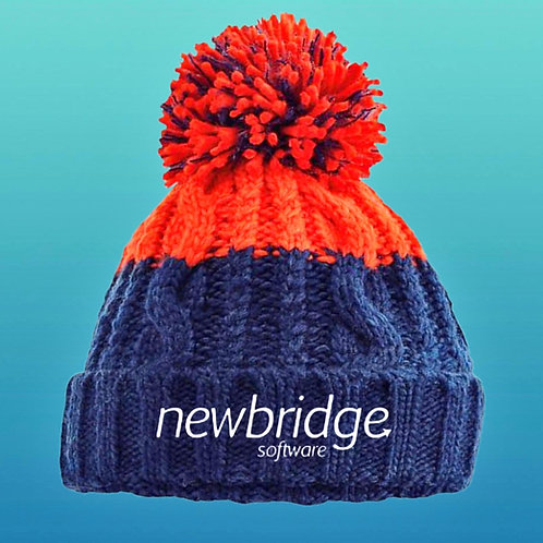NEWBRIDGE BOBBLE HAT
