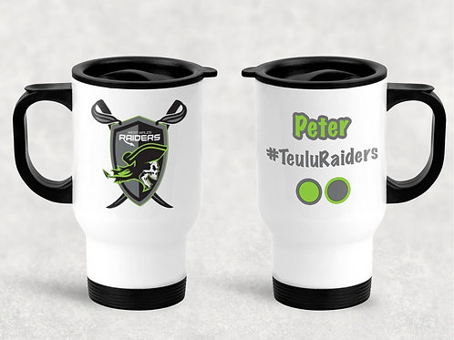 Raiders Thermal Mug