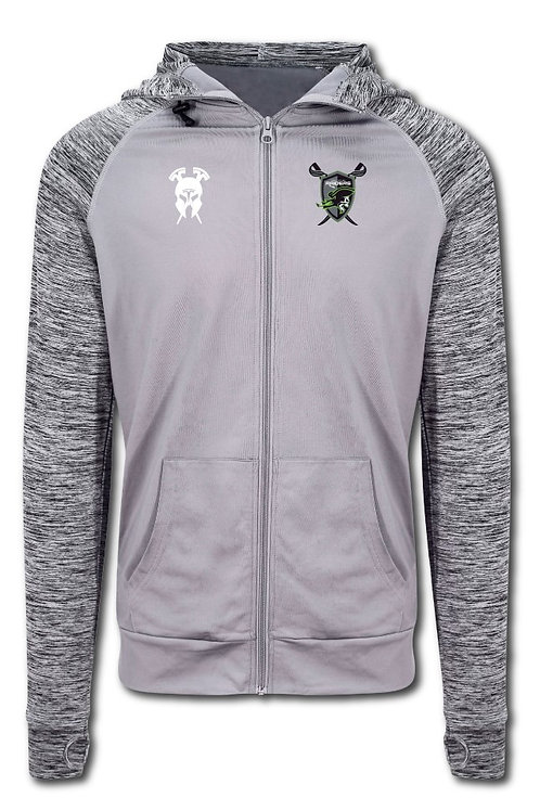 First Team Hoodie Contrast Zoodie