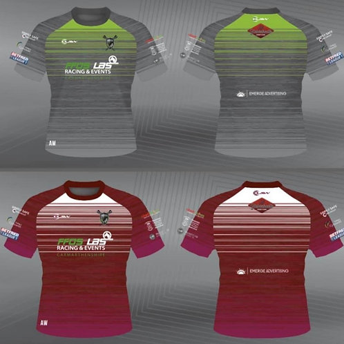 Sublimated Training Tops