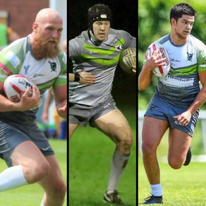 West Wales Raiders can announce the re-signing of 3 players from 2018.