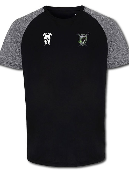Contrast Performance Travel T-shirt