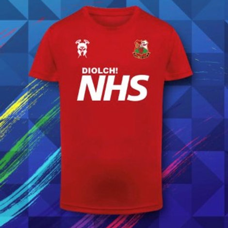 LLanelli Town AFC Adult Charity T-Shirts
