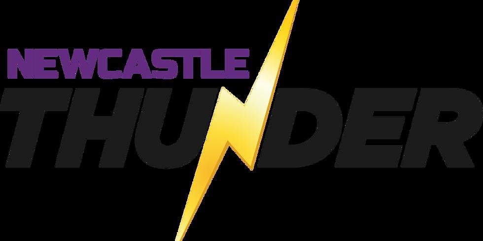 Newcastle Thunder vs West Wales Raiders
